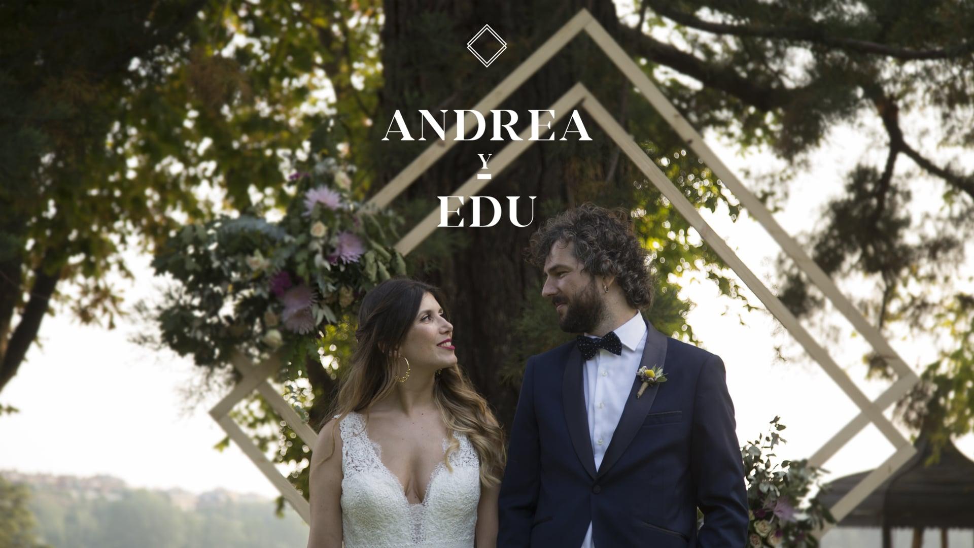 Andrea + Edu