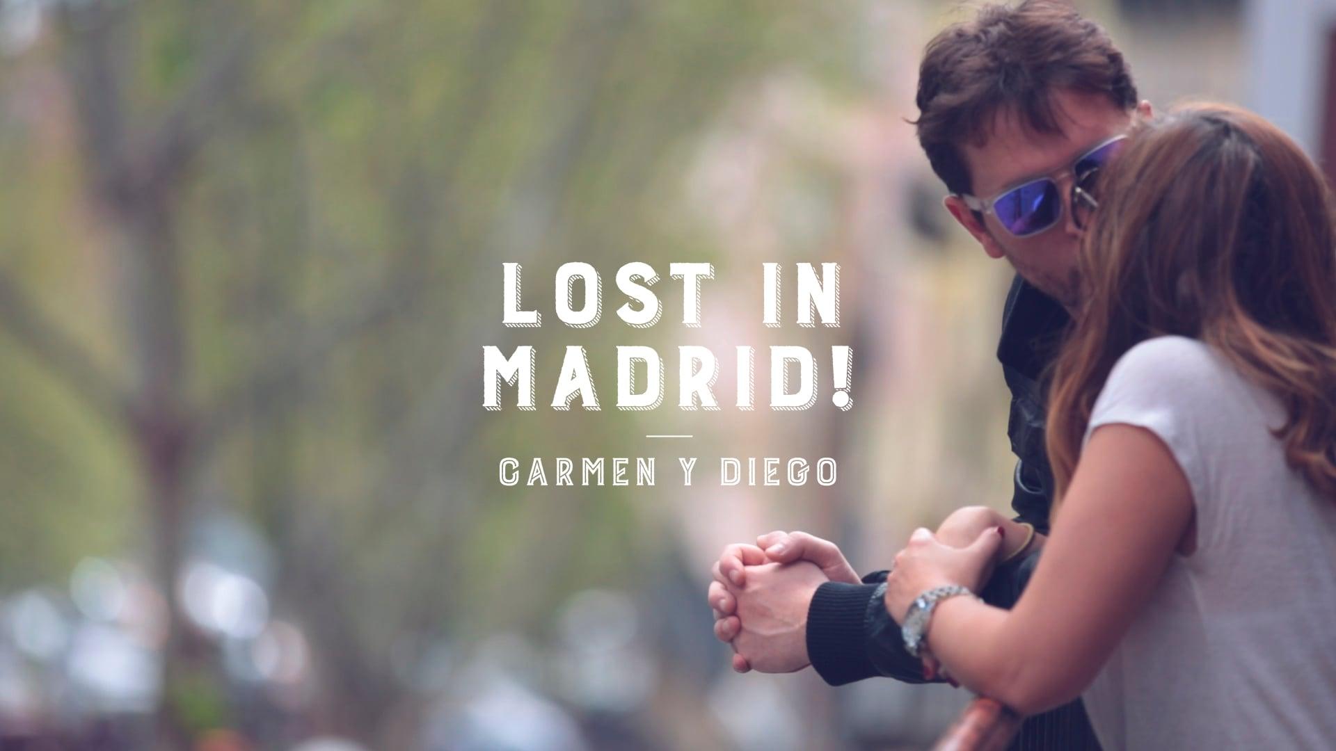 Carmen + Diego
