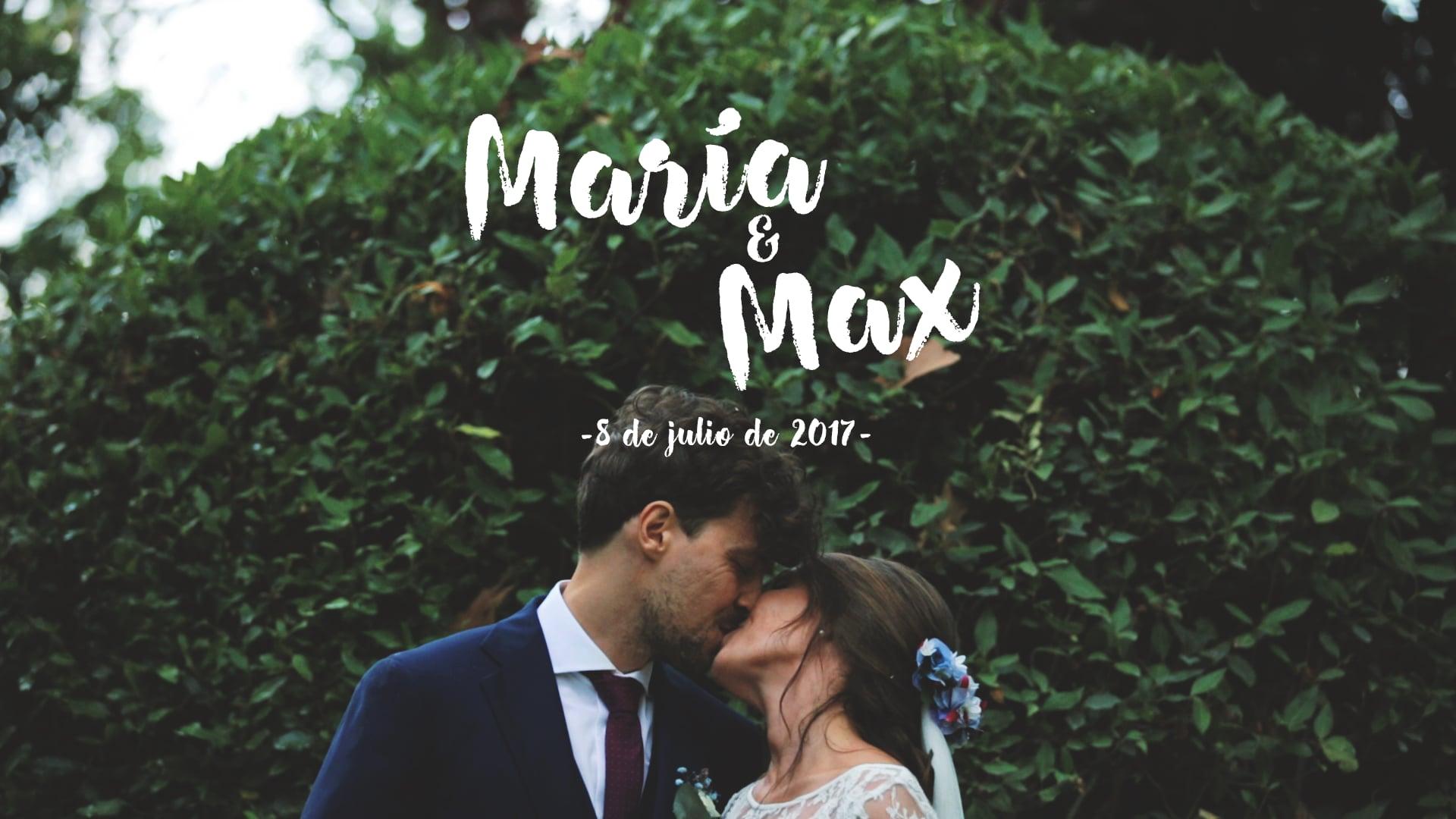 María + Max